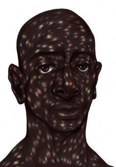 Toyin Odutola « PICDIT #portrait #drawing