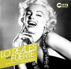 All sizes | Untitled | Flickr - Photo Sharing! #white #monroe #typography #black #marilyn #green