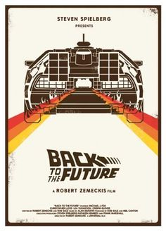 Back to the Future poster #movie poster