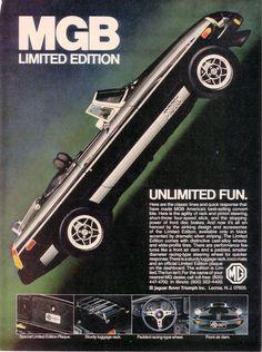 MG37, #tastic #futuristic #mg #1980s #car