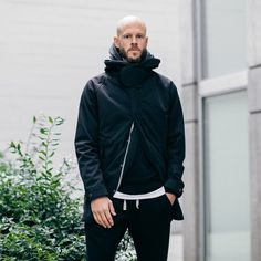 Fishtail Parka by wings+horns x New Balance #fashion #collection #mens