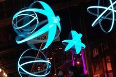 Electroluminescent Lamp