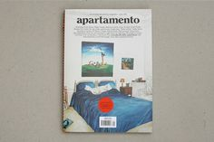 Apartamento - an everyday life interiors magazine #cover #interior #magazine