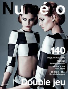 Numéro (Paris, France) #design #graphic #cover #editorial #magazine