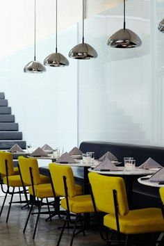 Interior design (Hotel Americano by Enrique Norten) #interior #hotel #design #americano