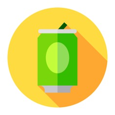 See more icon inspiration related to can, beer can, food and restaurant, pub, alcoholic drink, beer and alcohol on Flaticon.