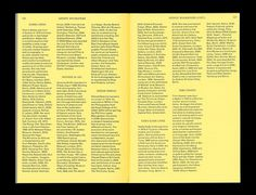 It's Nice That : OK-RM: Footnote to a Project #print #design #graphic