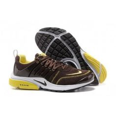 Nike Womens Shoes Popular Hot Sell Air 5.0 Hot Sell Brown Yellow