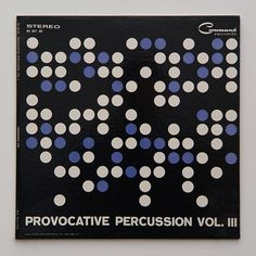Provocative-Percussion-Volume-3.JPG 600×600 pixels #design #minimal #essential #music #basic