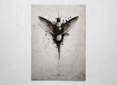 DERBEDER #wall #art