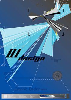 81 Design - © Cai Peng #Poster #Graphic