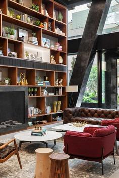 Lemay + Escobar Architecture & ODA Team, interior design