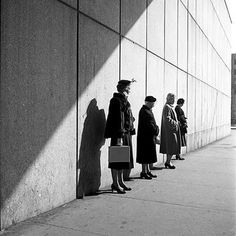 Vivian Maier - Her Discovered Work #old #white #grayscale #black #1920 #and