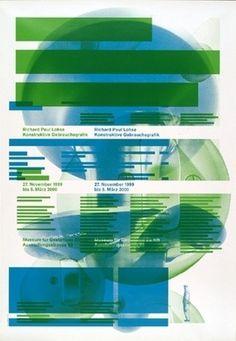Dropular #grid #swiss #poster