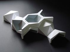 Icosa Dodeca - Lunar Colony | Flickr - Photo Sharing! #geometry #wyllie #origami #tiling #daniel