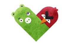 Versus / Hearts by Dan Matutina #inspiration #creative #illustration