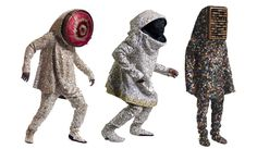 Bonkers About Buttons: Nick Cave Soundsuits #art