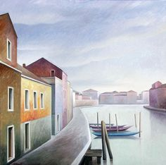Venice Landscapes by Giampaolo Ghisetti