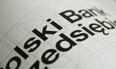 PBP BANK on the Behance Network #poland #system #identity #typography