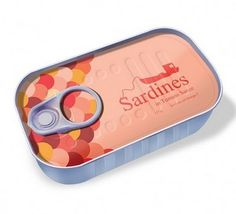 inspire me.... #packaging #sardine