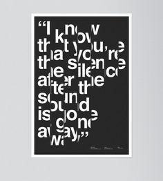 ::: Toko ::: #blackwhite #toko #typ #poster #typography