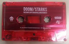 DOOMSTARKS - #doom #rap #tape #red