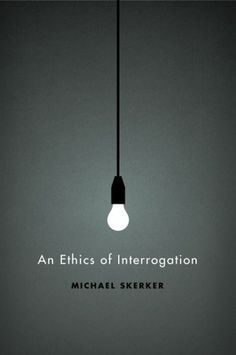 The Book Cover Archive: An Ethics of Interrogation, design by Isaac Tobin #print #book #cover #illustration #minimal