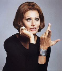 Sophia Loren #inspiration #photography #celebrity