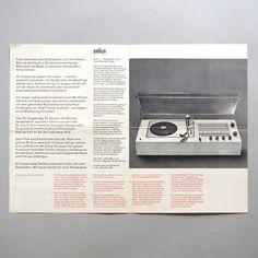 Braun Grundreglen fur gutes Horen 1961 via www.dasprogramm.org