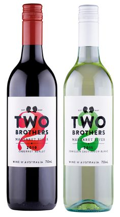 Two Brothers Wine #studiobomba #twobrothers #wine