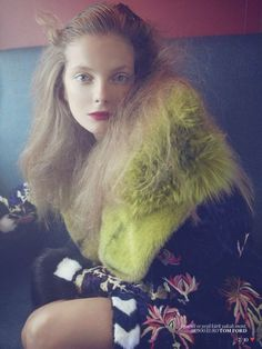 Eniko Mihalik by Sofia Sanchez and Mauro Mongiello #fashion #photography #inspiration