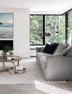 Modern Coastal House Nestled in the Lush Australian Rainforest 3