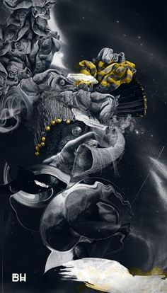 Desire of Life on the Behance Network #blankhiss #desire #gold #wishes #life
