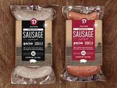 Sausage #meat #packaging