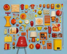 Arranged Collections by Jim Golden6 #craft #products #taxonomy