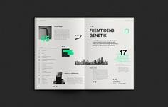 Scenario   Magazine Redesign on Student Show