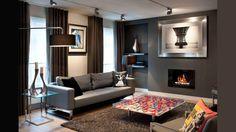 Renovating a three-bedroom apartment in London - HomeWorldDesign(6) (Custom) #interior #apartments #design #renovation