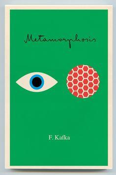 Metamorphosis F. Kafka #cover