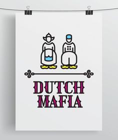 Dutch Mafia on the Behance Network