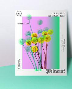 AA exhibition on Behance