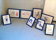 Kunstner Michael Schiøler #drawings #ballpen