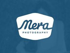 Mera Photography — Branding #logo
