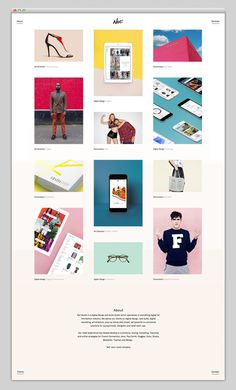 Most beautiful websites collection – www.mindsparklemag.com #web
