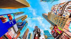This vibrant hyper-lapse shows off New York in 8K #hyperlapse #NewYork #8K #travel #BigApple