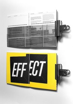 clean-futures2 | Flickr - Photo Sharing! #design #graphic #grid #spread #brochure #typography