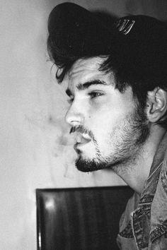 smoking man #portrait