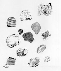 Caitlin_Foster_01.jpg (JPEG Image, 500×585 pixels) #rocks #design #art
