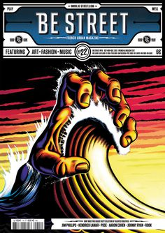BS22_cover #jim #phillips #hand #wave