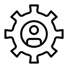 See more icon inspiration related to user, person, avatar, seo and web, edit tools, skills, settings, profile, people and social on Flaticon.