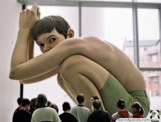 ron mueck #mueck #ron